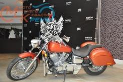 Наши мотоциклы на мероприятиях