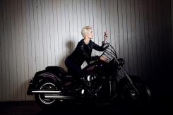 Фотосессии на мотоциклах